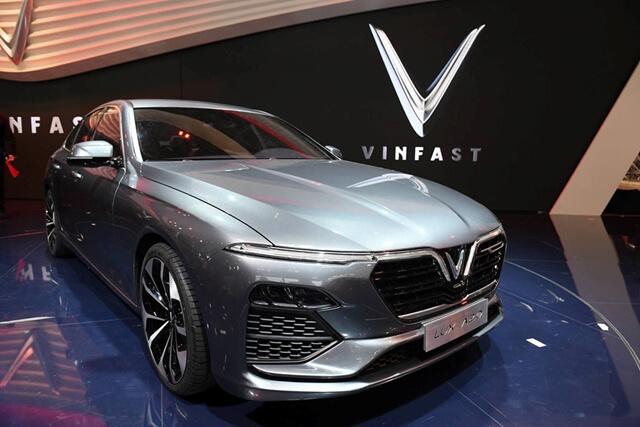 xe ôtô Vinfast